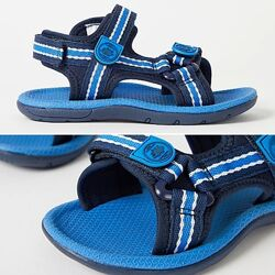 Легкие гибкие качественные классные сандалии босоножки George Англия
