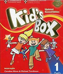 Kids Box Updated Second Edition 1- 6 уровни ОРИГИНАЛ