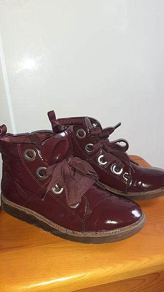 Ботиночки Zara 34 размер
