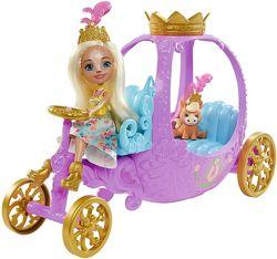 Enchantimals Royal Carriage Peola Pony Енчантімалс карета Пенелопа Поні
