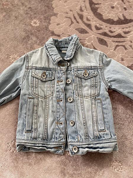 Джинсовая куртка next 3 года