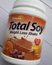 Naturade Total Soy коктейль для похудения шоколад. 540 г.