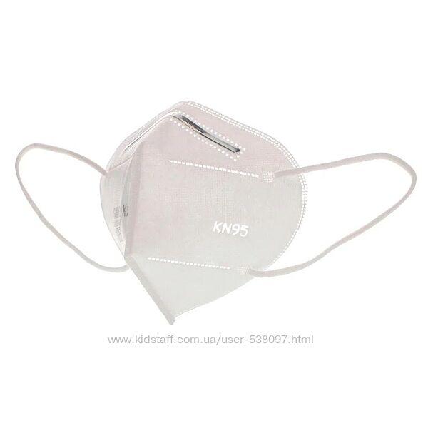 SunJoy KN95 профессиональная защитная маска для лица. 10 штук.