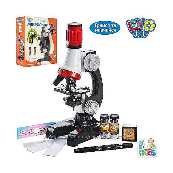 Детские микроскопы увеличение до 1200