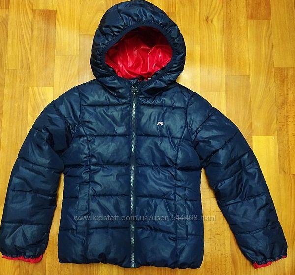 Куртка для девочки 7 лет