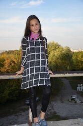 Платье - Туника RIVER ISLAND на рост 128 - 146 см