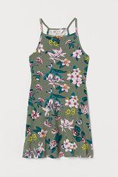 Летние платья сарафаны H&M от 4 до 12 лет.  Выбор