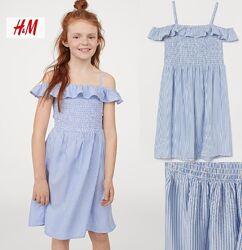 РаспродажаЛетние платья сарафаны H&M от 4 до 12 лет.  Выбор