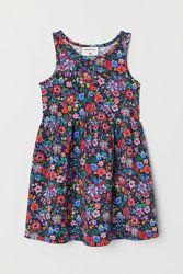 Красивые платья бренды Childrens H&M Juicy Couture Gymboree 3-8лет в идеале