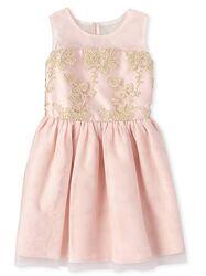 Розовые пудровые платья из США H&M девочкам от 5 до 12 лет. Выбор