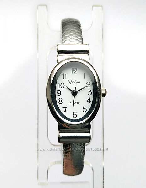 Eikon часы из США в виде не замкнутого браслета мех. Singapore SII