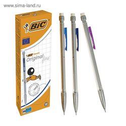 Набор механических карандашей BIC Matic Original 12 шт за пол цены