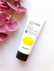 Пенка для умывания с лимоном Tony Moly Clean Dew Lemon Foam Cleanser