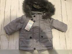 Зимняя курточка мальчику