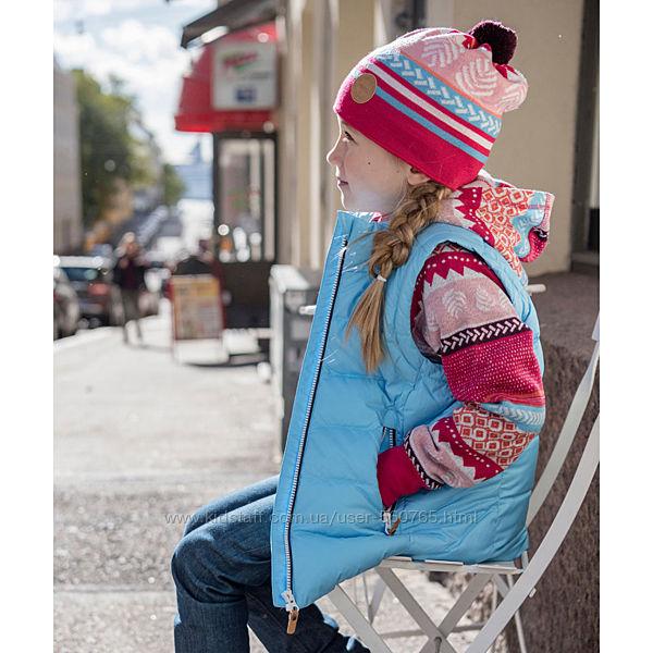 Зимняя шерстяная шапка Reima Leimu 52-54 см Рейма