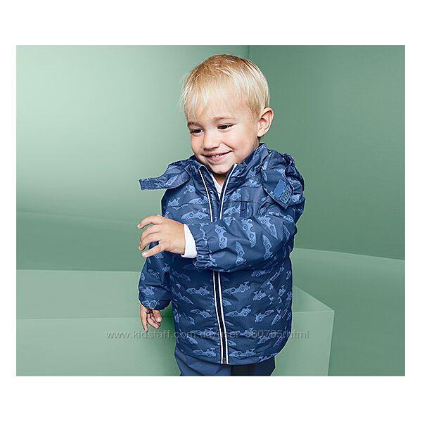 Куртка ветровка непромокаемая Tchibo TCM Германия 98-128 см чибо тсм