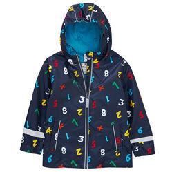 Куртка ветровка Topolino Германия 116 122 128 см непромокаемая Тополино