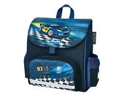 Рюкзак ранец детский Herlitz pre mini Softbag Super Racer дошкольный