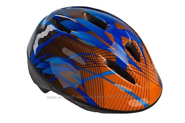 Шлем защитный детский Reaction RHK12-BBO для детей 46-51 см