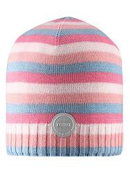 Зимняя шерстяная шапка Reima Hazy Рейма 56-58 см 7-14 лет с флисом теплая