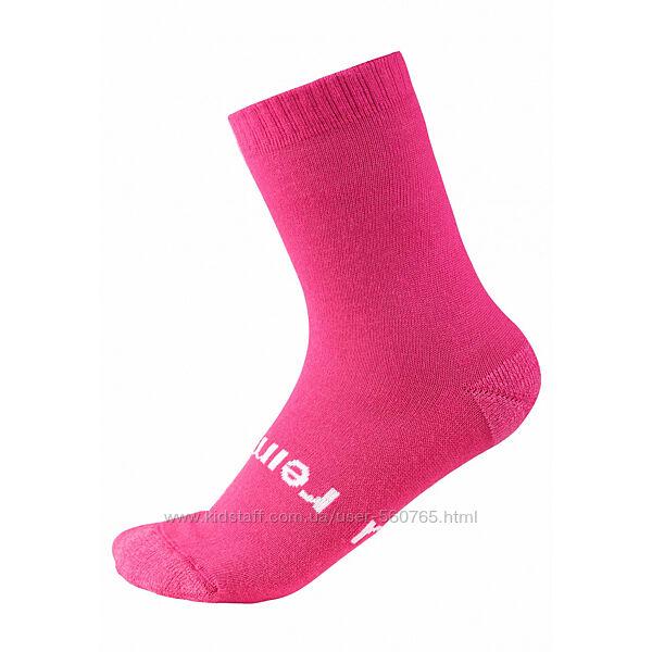 Шерстяные термо носки Reima Warm Woolmix 34-37 рр малиновые Рейма