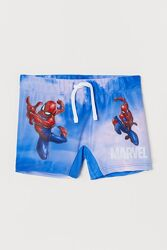 Плавки H&M Англия 6-10 лет 122-140 см Человек-паук Spider-Man для мальчика