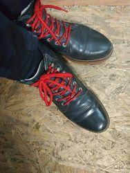 Стильние кожанние ботинки Tamaris Германия