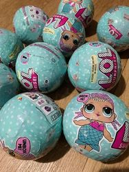 Игровой набор кукла оригинал LOL L. O. L. Surprise Merbaby S1 Лол серия 1