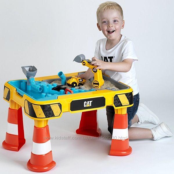 Игровой стол для песка и воды Theo Klein CAT песочница Кэт 3237 оригинал
