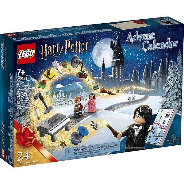 Конструктор lego 75981 Harry Potter Новорічний календар лего Гарри Поттер