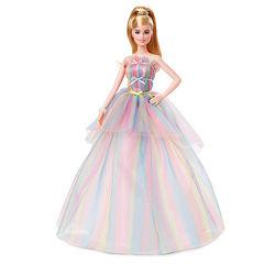 Barbie Коллекционная Барби Особый день рождения Collector Birthday Wishes