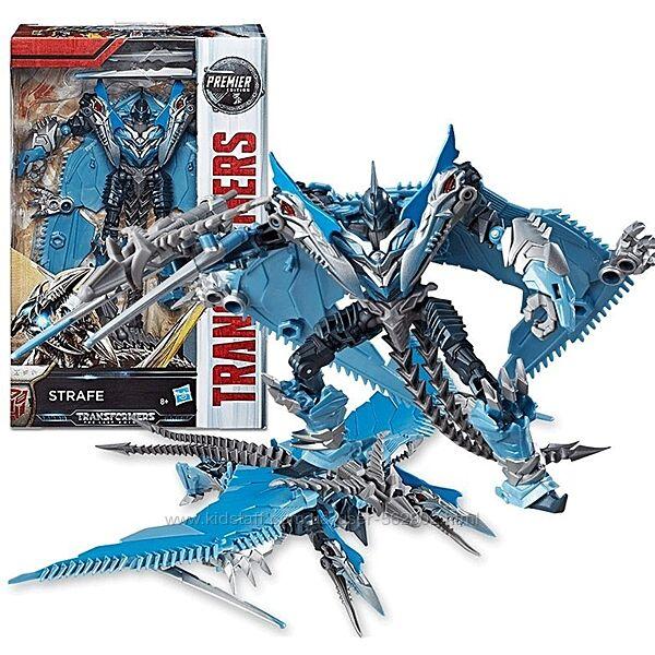 Transformers Стрейф Последний рыцарь Transformers Knight Premier Edition