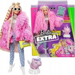 Barbie Кукла с питомцем Barbie ExtraMATTEL GRN27