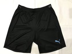 Шорти PUMA Men&acutes Ftblnxt Shorts, Black-luminous Blue
