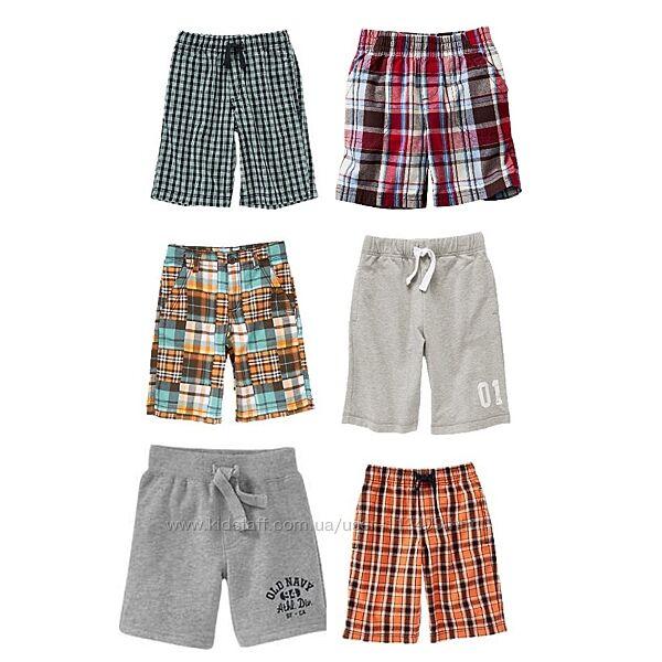 Шорты,  спортивные брюки, пляжные шорты на мальчиков 3-6 лет