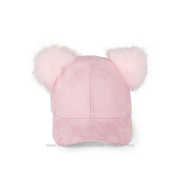 шапочки, комплекты, панамы, шляпы, бейсболки, банданы  для девочки 3-8 лет