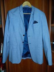 Пиджак Zara на  мужчину размер 46