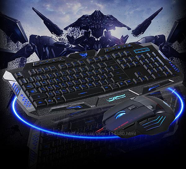 Игровая клавиатура M200 с подсветкой