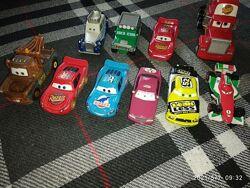 машинки 100 Оригинал Disney Pixar