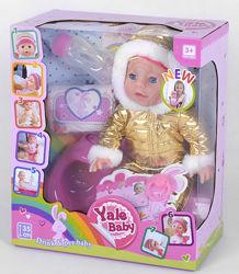 Кукла Беби Борн Baby Born, пупс, Пупс YL 1953 G  лялька копия