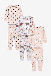 Пижама NEXT размер 4-5лет рост 104-110см