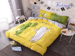Детское постельное белье. Наволочка на выбор. Можно простынь на резинке