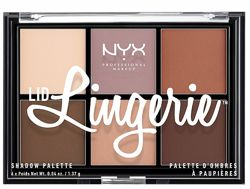 Палетка теней NYX Professional Makeup Lingerie Shadow Palette