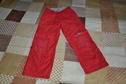 Летние брюки-бриджи H&M на мальчика р.116-122