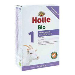 Holle 1 смесь из козьего молока органическая с рождения. В наличии