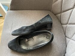 Туфли Gabor натуральная замша