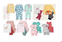 Пижамы хлопковые Carters піжама Carter&acutes Lupilu 3 - 5 р ріст 98, 104,