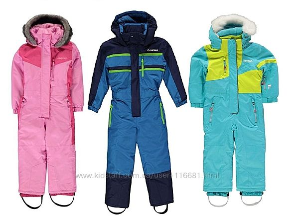 Термокостюм лыжный Комбинезон комбінезон Campri 2 - 12