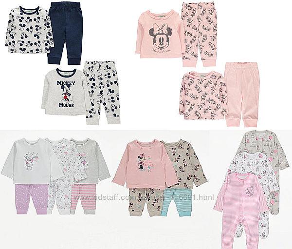 Пижама піжама Disney на 12 - 18 міс і 18 - 24 міс