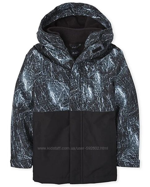 Курточка на мальчика 3 в 1